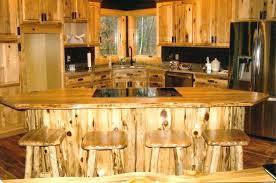 Rustic Kitchen Remodel Creative Design Unique Design