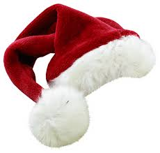 santa claus hat transparent.  Transparent Christmas Santa Claus Hat Large Inside Transparent O