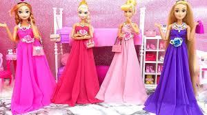 Barbie Princess Dress Design