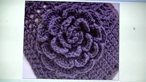 Easy Crochet Flower Patterns Free Adorable Easy Crochet Rose FREE WRITTEN PATTERN YouTube