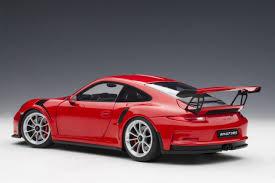 For the latest generation gt3 rs (991), porsche. Porsche 911 991 Gt3 Rs Guards Red Autoart