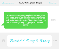 ielts writing task problem solution essay of band health academic ielts writing task 2 topic band 8 5 advantage disadvantage essay