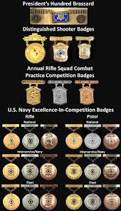exle usn marksmanship peion badges png