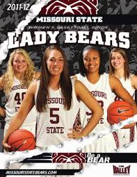 Issuu State Women's Bears Guide Missouri Basketball 2011-12 - By