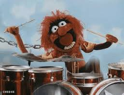 animal muppet drums gif. Simple Gif Animated GIF Muppet Babies Share Or Download To Animal Muppet Drums Gif S