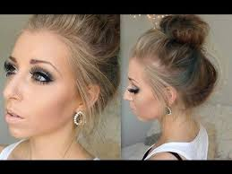 perfect first day of high hair makeup jackie wyers 21 40 party makeup hair outfit ideas