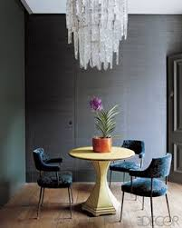 chandeliers are like jewelry that finishes a beautiful room this murano ice against beautiful steel gray grcloth walls is the perfect way to to add that