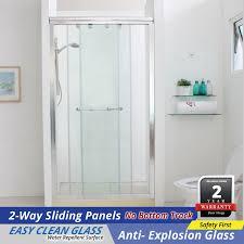 rs5028p frameless shower screen
