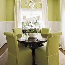 pictures of dining room decorating ideas:  decorating ideas unique shape grey color armless chairs rectangle shape dining room open dining room add a dramatic focal point while at the same time