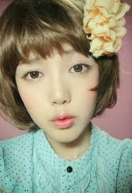 while they knew of park hye min they had no idea she had bee one of korea s most famous internet beauty gurus