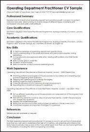Advanced Practice Nurse Sample Resume Delectable Nurse Practitioner Cv Kenicandlecomfortzone