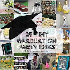 Graduation Decorations 25 Diy Graduation Party Ideas A Little Craft In Your Daya Little