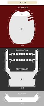 Milwaukee Performing Arts Center Seating Chart Pabst Theater