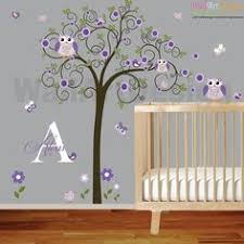 children s wall decal baby wall decal nursery wall decal girl baby owl branch decal nursery decals swirl tree decal monogram on baby nursery ideas wall decals with inital and butterflies wall decals butterfly nursery wall decals