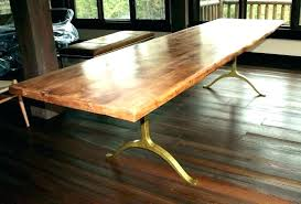 full size of portobello trestle dining table rustic pine round kitchen astounding tables room brown l