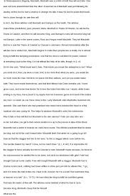 cover letter macbeth analytical essay lady macbeth analytical  cover letter lady macbeth character analysis essay will vs fatemacbeth analytical essay