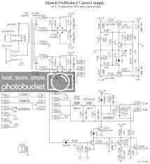 full set of schematic diagrams for promedia 2 1 system personal 2 1 supply 714x785 gif
