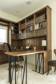 wrap around office desk.  around wrap around office desk home nc architects  design a beautiful custom for
