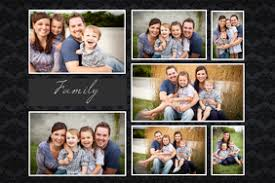 Template For Picture Collage Customize 720 Family Collage Templates Postermywall