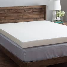 Bedroom Design Comfortable Tempurpedic Mattress Topper For Elegant