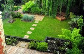 Small Picture Small Home Garden Design