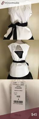 25 best ideas about White blouse with bow on Pinterest