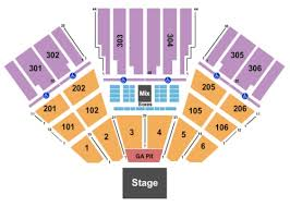 Fivepoint Amphitheatre Tickets Seating Charts And Schedule