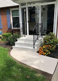 photo gallery precast concrete steps
