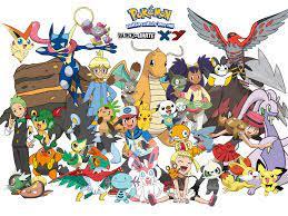Pokemon Best Wishes-XY
