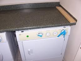 Washer Dryer Shelf Building Shelf Above Washer Dryer Redflagdealscom Forums