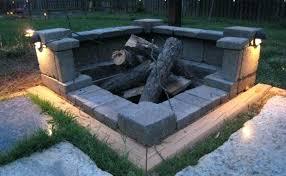 rumblestone fire pit fire cinder block fire pit ideas your backyard blocks for pavestone rumblestone fire rumblestone fire pit