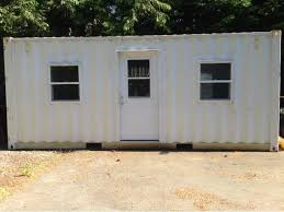 small portable office. 20FT Shipping Container Portable Office Small Cabin O