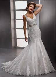 trumpet wedding dress with straps naf dresses