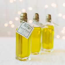 Decorative Infused Oil Bottles Mini Oil And Vinegar Bottles With Personalized Labels 63