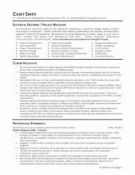 Professional Electrical Engineer Sample Resume sample electrical engineer resume sample of resume for electrical 1