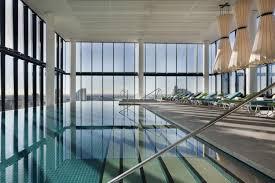 Indoor Infinity Pool Design  Housely