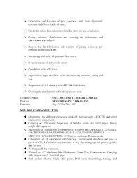 Sample Quality Inspector Cover Letter Inspector Resume Quality
