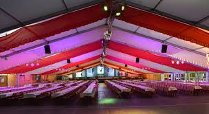 Zeltbeleuchtung Eventsfriends Veranstaltungstechnik
