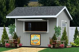 convert shed to office. Various Shed With Concession Window Office Style Convert Into Home Office: Full Size To O