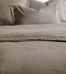 bedding ticking stripe duvet cover black or dark blue in stock images on stunning of the