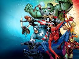 Image result for superheroes