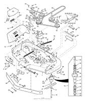 scag stwc61v 26ka lc wildcat s n c6700001 c6799999 parts diagrams cutter deck 61v