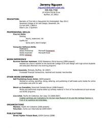 Publications On Resume Example How Make Resume Examples To A For First Job H Sevte 10
