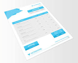 invoice template design professional invoice design 14 samples templates to inspire you