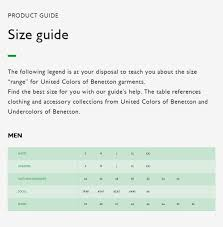 Benetton Trousers Size Chart Buy United Colors Of Benetton Jeans Jeans For Men