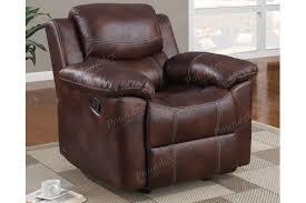 recliner rocker or recliner living room furniture showroom