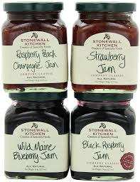 Kitchen Garden Preserves Amazoncom Stonewall Kitchen All Natural Jam Collection Jams