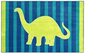 blue leopard rug hand tufted pale animal print wool area star jam