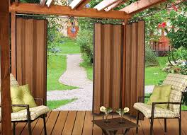 Amazon.com: Versailles Home Fashions Indoor/Outdoor Bamboo Panel, 72-Inch,  Espresso: Home & Kitchen