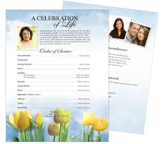 Funeral Slideshow Template Funeral Stationary Templates Inspire One ...